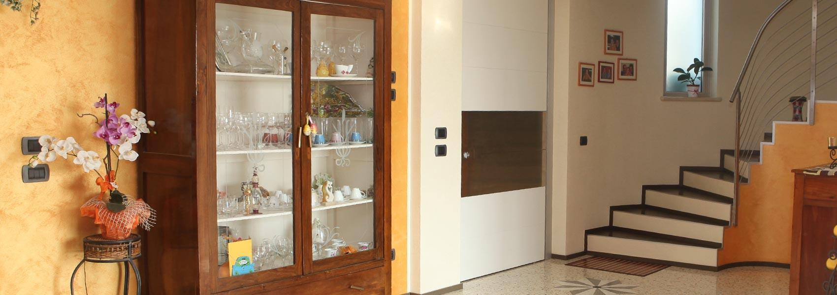 Produzione di porte interne di legno a Villafranca Verona